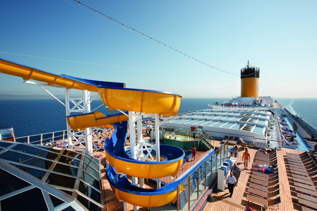 Costa-Cruises-Zwembad
