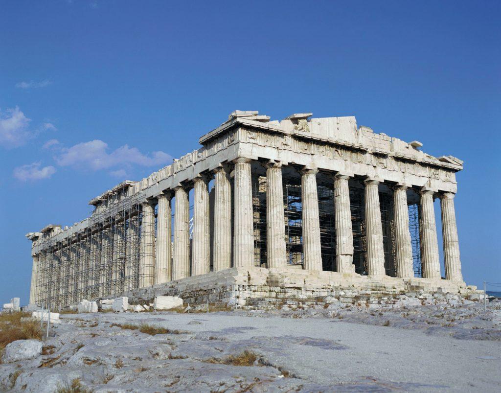 Middellandse-Zee-Athene-Akropolis