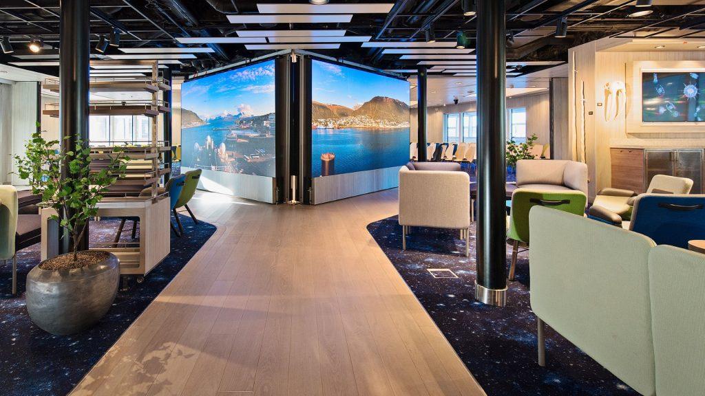 Hurtigruten-MS Roald Amundsen-schip-Cruiseschip-Science Center1