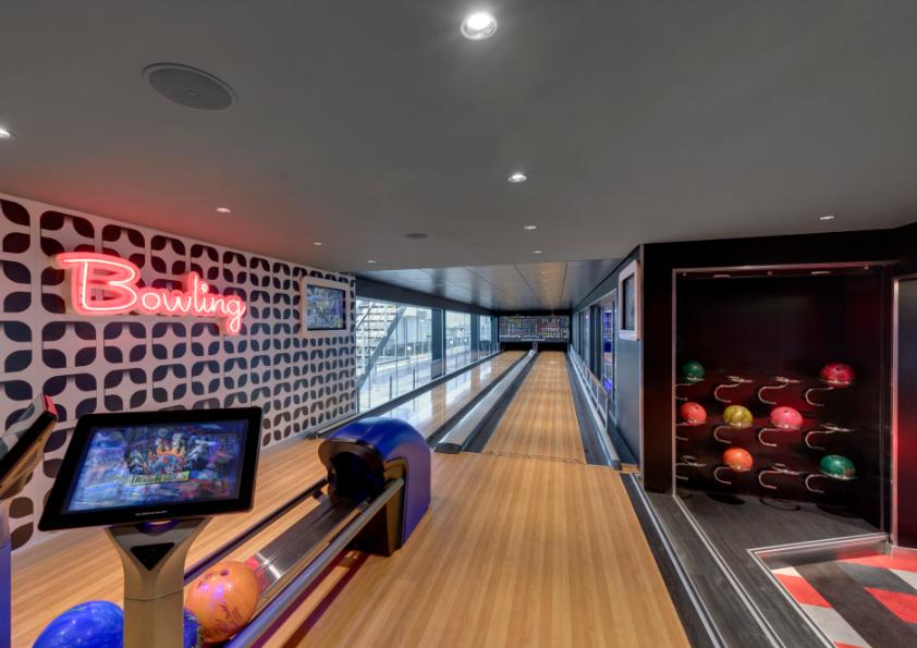 MSC Cruises MSC Virtuosa Bowlingbaan