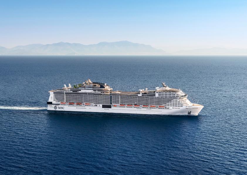 MSC Cruises MSC Virtuosa Schip